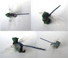 Dragonfly by trillions by customlpvalley