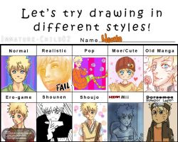 Pixiv Style Meme- Naruto by Immature-Child02
