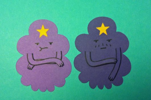 LSP and LSP Papercraft by jcsunshinee