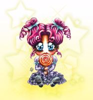 SM:No47. Chibi Chibi lollipop by Kasunayo
