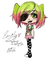 Emily by AtomicReih
