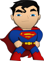 Superman by Luned13