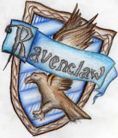 Ravenclaw by unimp0rtant