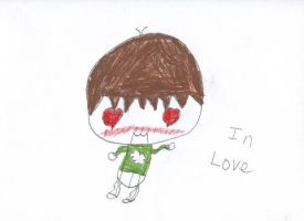 The emotions of Chibi me:love by Nitrox8