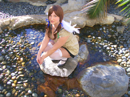 Fem!Castiel-- Little Bird by xxx-TeddyBear-xxx