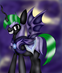 The Nightwatcher Prince thorn by Mlp-Antasma-Beat