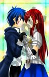 Poster - Erza and Jellal (Fairy Tail) by gumokohiiragizawa