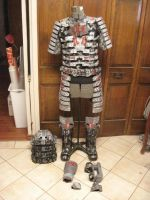 Custom Dead Space Unitology Costume Front by I-EAT-SOULS
