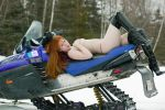 Snowmobile Calendar Style by Trihesta