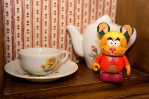 March Hare Vinylmation by LDFranklin