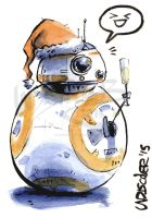 BB8 by UNDISCOVER-art