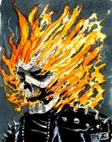 Ghostrider by Nordtoemme
