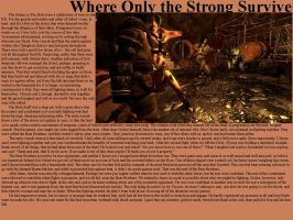 Page 9: Where Only The Strong Survive by jonas66