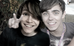 Charlie McDonnell and Nathan Sykes 4 by junekiddo