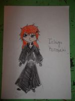 Ichigo Gender Bender Colored by AlyHisanaKurosaki16