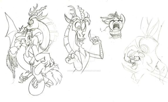 Discord Doodles 1323 by Mickeymonster
