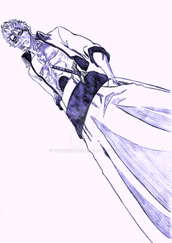 BLEACH: Grimmjow Jeagerjaques by WonderNoys