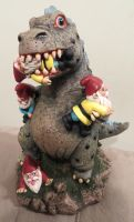 My Little Gnome Gnommer Repainted by Legrandzilla