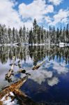 Winter loosing the battle by kayaksailor