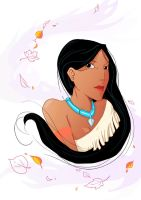 Pocahontas (update) by Rill-Ao