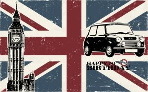 Mini 50th Anniversary by simlik