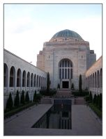 ANZAC Memorial by silentvoyces