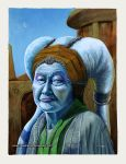 Lyn Me, Memoirs of Jabba's Palace -PAINT by imaginante