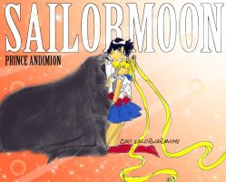 Sailor Moon Love Story by sailorwaranime