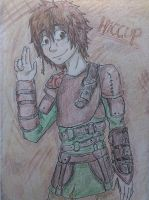 HTTYD2 - Hiccup by Hukkis