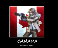 Canada by AmericaFangirl
