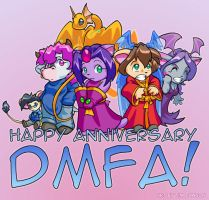 DMFA - fanart by sycle