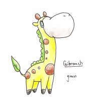 Gibranch- the REAL giraffe by tk36477