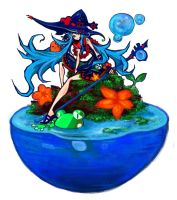 Witch of water by kicdoc