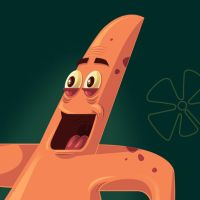 Spongebob details by jamesgilleard