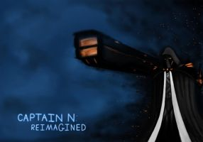 Captain N:RE - Dark Mastermind by WMDiscovery93