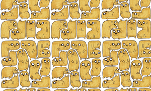 Jake the Dog: WALLPAPER by tokoul
