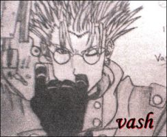 vash the stampede by uniracer