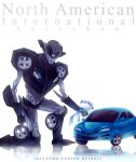 NAIAS Poster by MalevolentMask