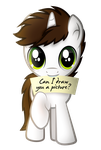 Colt Soul - Can I Draw You A Picture? by WildSoulWS