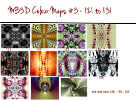 MB3D ColourMaps3 by Undead-Academy