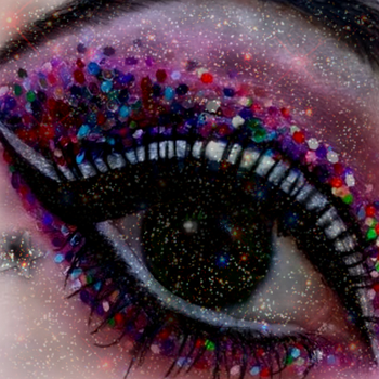 SPARKLE IN YOUR EYE! by COLOREDINLOVE