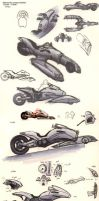Motorcycle Concept by kujo