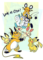 Look at 'Chu! by WindupFruitcake
