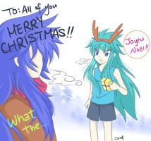 Merry Christmas 2010 by Camus by carrot-kingdom