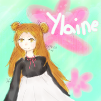 Ylaine for Oni Buns by DarknedStar