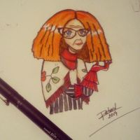 American Horror Story Myrtle Snow by RLotus