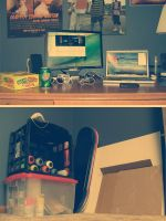 desk_top by T1M3B0MB