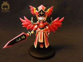 Vanessa - Summoners War handmade figure by Booshandmadeshop