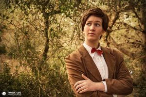 Doctor Who Cosplay by Roy-Ba
