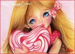 Candilicious ACEO by Katerina-Art